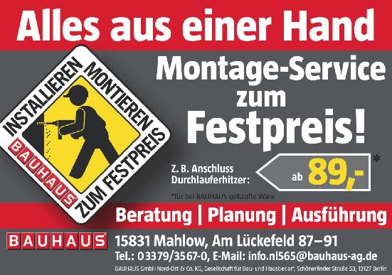 Bauhaus Mahlow bauhaus mahlow bauhaus am lückefeld 87 91 15831 mahlow tel 0